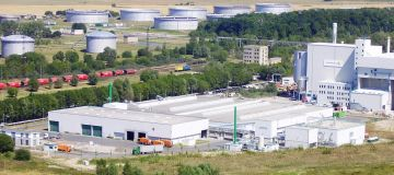 Mechanical Biological Treatment and WtE plant Rostock