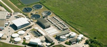 Sewage Treatment Plant, Island of Sylt